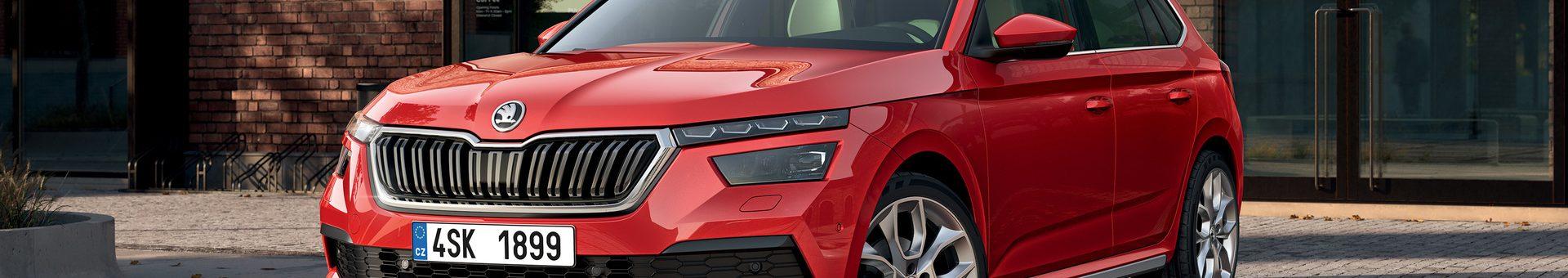 Škoda KAMIQ - První crossover Škoda