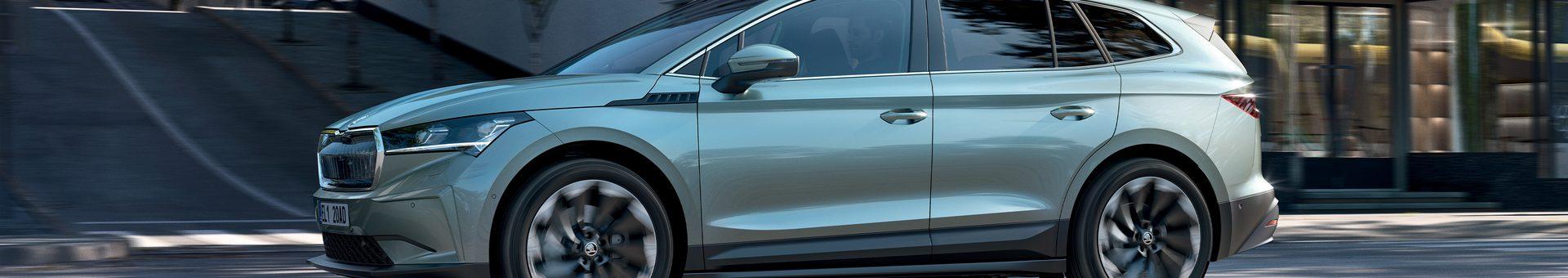 Škoda ENYAQ iV - Plně elektrické SUV